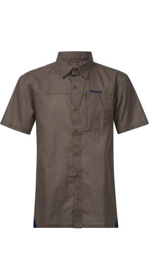 Bergans M's Sletta Shirt SS Clay